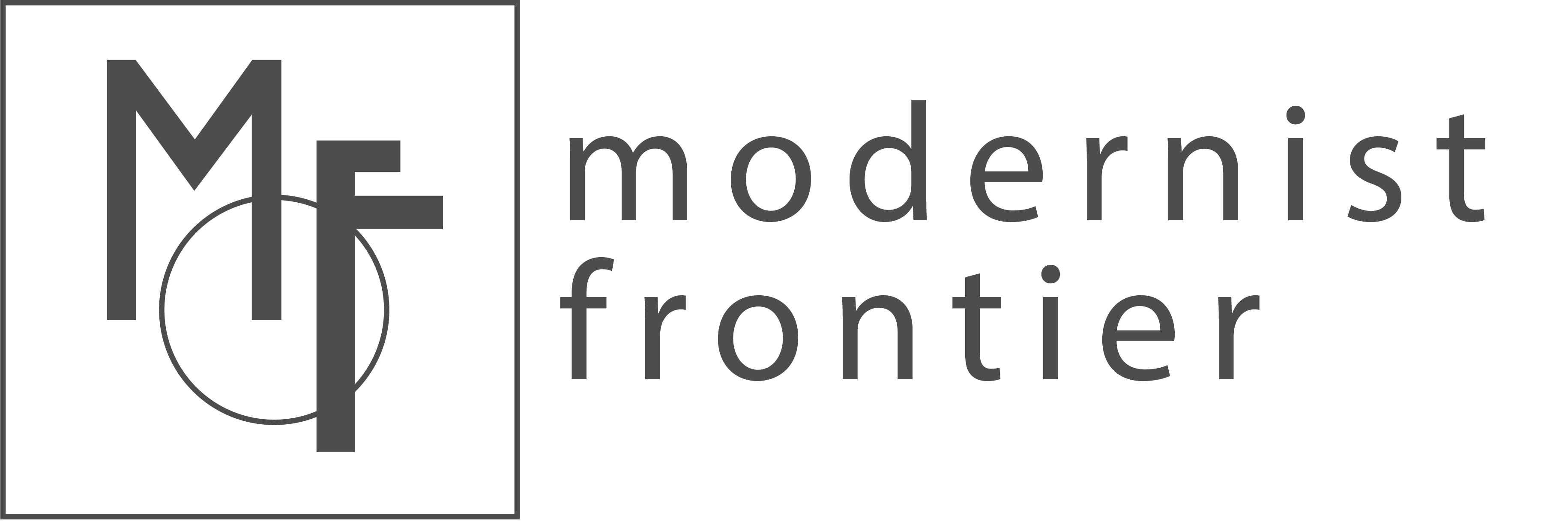 Modernist Frontier