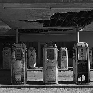 Desert Center Gas Pumps