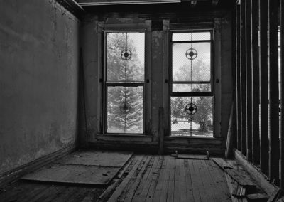 Rawlings Building Windows