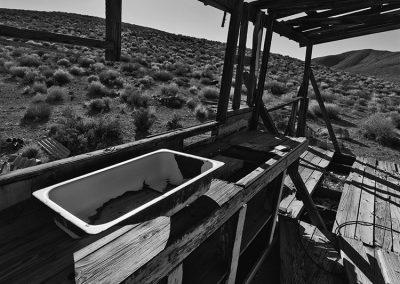 Death Valley Wash Basin