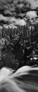Yellowstone National Park, WY- Upper Falls, Edition 1/3