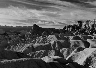 Death Valley National Park, CA- Zabriskie Point #1, Edition 1/3