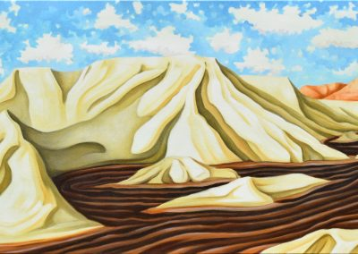 Sediment Dunes, Death Valley