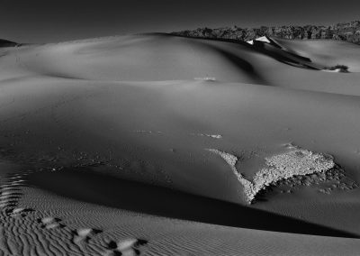 Death Valley National Park - Mesquite Sand Dunes