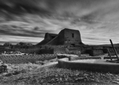 Pecos National Historical Park - Mission And Convento Kiva