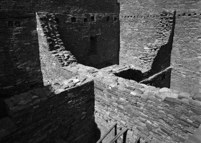 Chaco Culture National Historical Park - Pueblo Del Arroyo