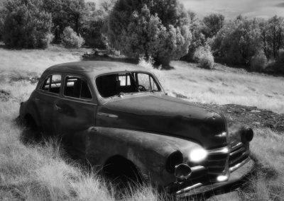 Truchas Car