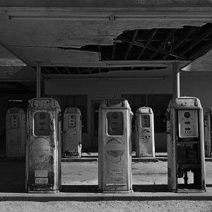 Desert Center Gas Pumps, Edition 1 of 5