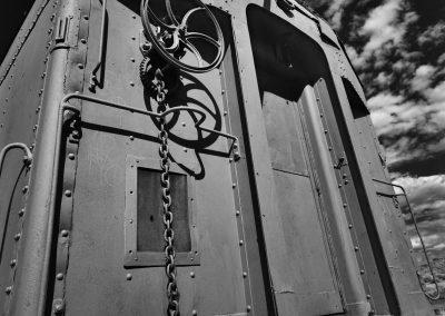 Lamy Train Car Door, Edition 1 of 3