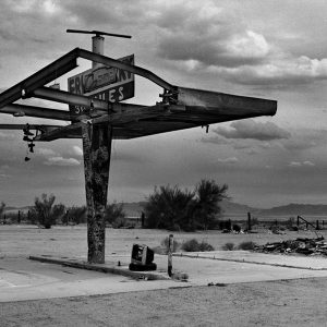 Mojave Gas Station, Edition 1 of 3