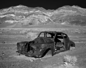 Panamint Springs Valley Car, Edition 1 of 3