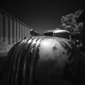 Straton Car Nose Pinhole, Edition 1 of 3