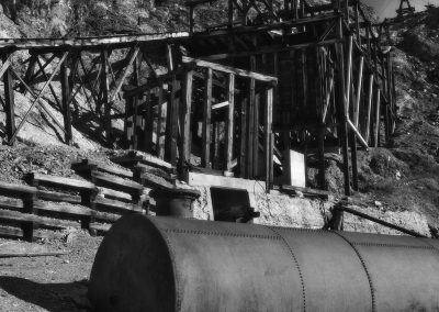 Keane Wonder Mine, Death Valley National Park, Edition 1 of 3